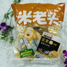 HALAL snack 150g cream corn flavor mini rice crackers