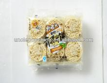 Chinese traditional grain snack 400g rice cookies with highland barley (sesame flavor)