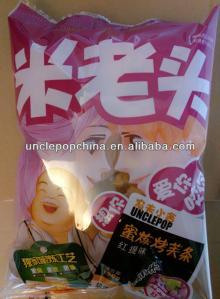 Uncle Pop 150g honey sachima(raisin flavor)