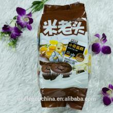 China Uncle Pop 185g chocalate paper cup cake