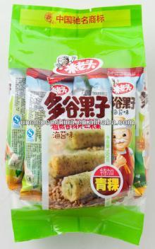 sea weeds flavor 160g Korean crispy grain roll