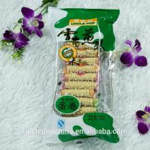 crispy coconut flavor 150g snow egg roll wafer