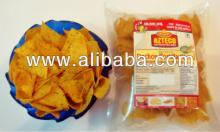Azteco Brand Kettle Cooked in Olive Oil Tortilla Chips - Healthiest Tortilla Chips in the World & Ce