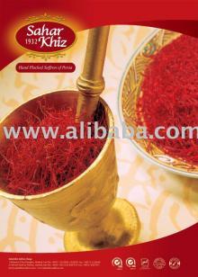 Iranian Pure Saffron (Saharkhiz)