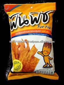 Fun-Fish Crispy Fish Snack (original flavor)