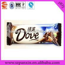 Healthy Food chocolate bar plastic packing bag