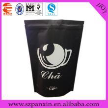 Healthy Food chocolate bar plastic pack zipper bag