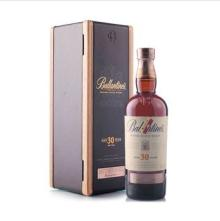 Top quality wooden wine box for Ballantine s