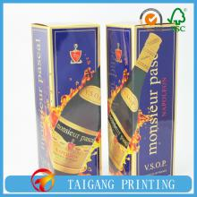 Paper   wine   box ,cardboard  wine   box  for sale