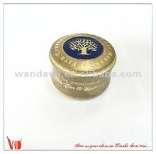custom ized zamac wine cap