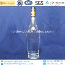 700ml new design high white  vodka   glass   bottle
