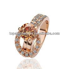 fashion champagne gold ring