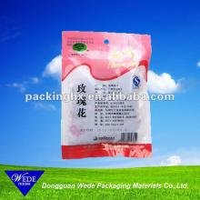Nice printing artichoke tea bag