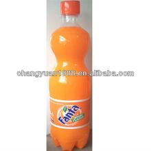Advertising custom cheap inflatable champagne bottle and balloons for promotional