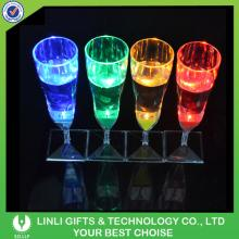 Flashing LED Champagne Flute Light Up Glass
