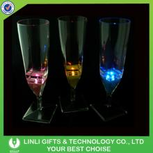 Liquid Activated 150ML Led Champagne Flute