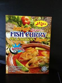 Instant Gravy for Fish Curry (original)