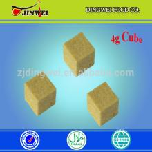 4G*25 CUBE S*80BAGS/CTN AFRICA MUSLIM HALAL CHICKEN  CUBE S FOR  FOOD  COOKING