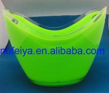 green big champagne bucket ice bucket