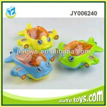 Cartoon Set Pull plane Candy Toy with Bell