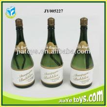 Cheap Champagne bottle blowing  bubble s  toy  water  bubble