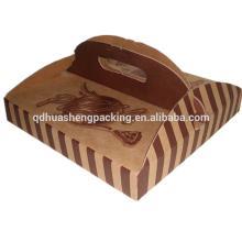 Cheap custom corrugated pizza boxes