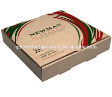 Paper Material and Accept Custom Order pizza box