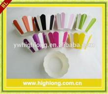 different colour Stripe  Cupcake  decoration  cupcake   Wrapper s