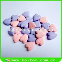 hart shape sugar free mints