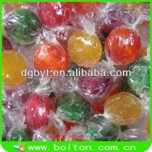 Sweet fruit hard candy