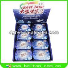14g sugar free xylitol mints in mint tin