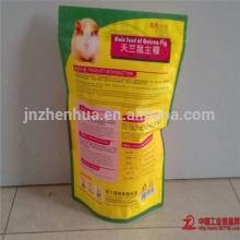 China manufacture  pet   food  bag laminated material for  dog s&cats etc.