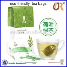 New Tea  Stand   Up   Plastic   Bag  / Tea  Bag