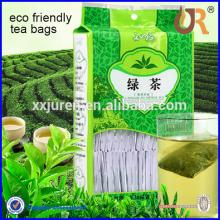 Eco-friendly Design Tea Bag / Plastic Stand Up Tea Bag