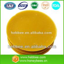 Yellow bulk beeswax for cosmetic