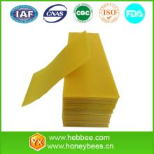 natural beeswax foundation sheet