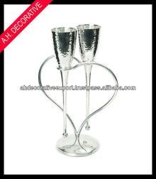 Champagne Goblets, Lover's Goblets, Glass, Champagne flutes