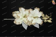 artificial lily/calla for home/wedding decoration/champagne