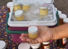 Cheap High Quality Fresh Organic bee royal jelly