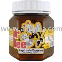 Dr Bee Royal Jelly 1000mg 1.1% 10-HDA x 365s
