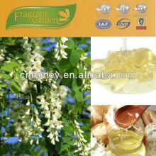 pure natural raw acacia honey