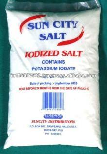 Natural Refined Sea Salt