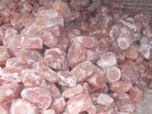 Natural Red Raw Salt