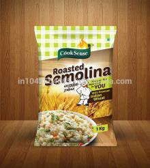 Semolina or Sooji or Rava