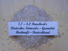 Smoked German Steinsalz