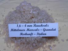 Smoked Salt Mediterranean