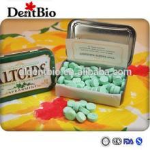 Mints mini candy mini pastillets tablet manufacturer sugar free xylitol mints candy