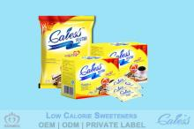 Granulated Sweetener Low calorie tabletop sweetener for cooking and baking
