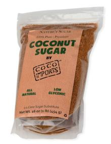 What stores carry coconut palm sugar