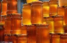 2014 Natural Bee Honey